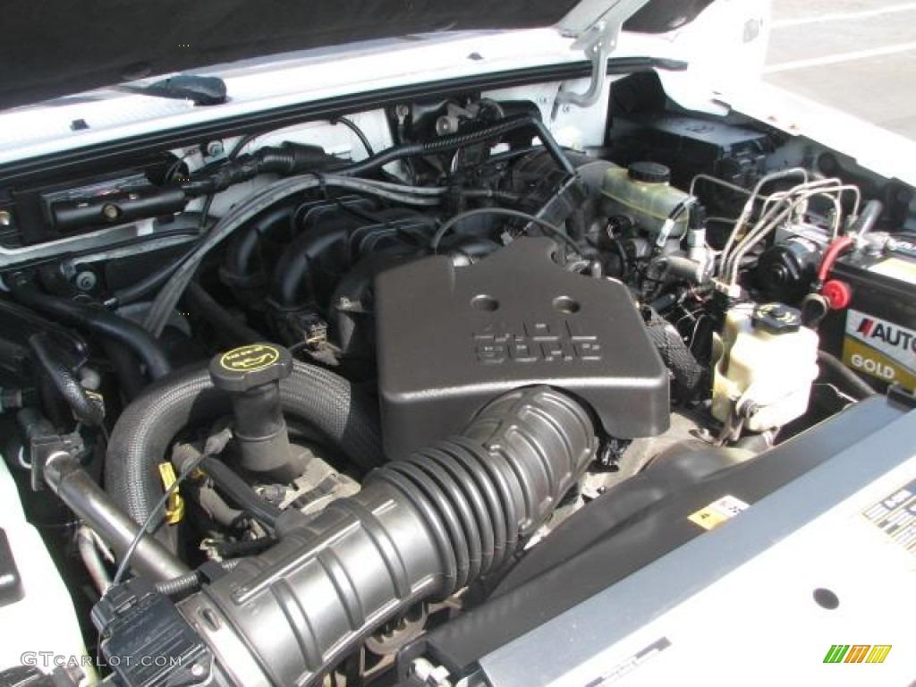 1997 Ford Ranger 4 0 Engine