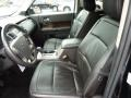Charcoal Black Interior Photo for 2010 Ford Flex #50968305
