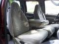Medium Graphite 2000 Ford F350 Super Duty Interiors