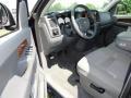 2006 Patriot Blue Pearl Dodge Ram 1500 SLT TRX Quad Cab 4x4  photo #13