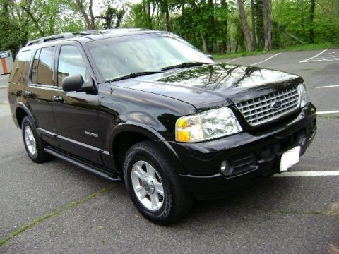 2002 ford explorer limited 4x4 data info and specs. Black Bedroom Furniture Sets. Home Design Ideas