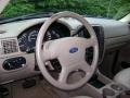 Medium Parchment Steering Wheel Photo for 2002 Ford Explorer #50975085