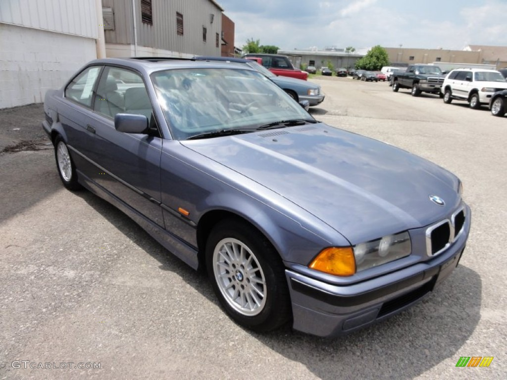steel blue metallic 1999 bmw 3 series 328is coupe exterior. Black Bedroom Furniture Sets. Home Design Ideas