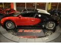 Deep Red Metallic/Black - Veyron 16.4 Photo No. 21