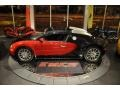 Deep Red Metallic/Black - Veyron 16.4 Photo No. 22