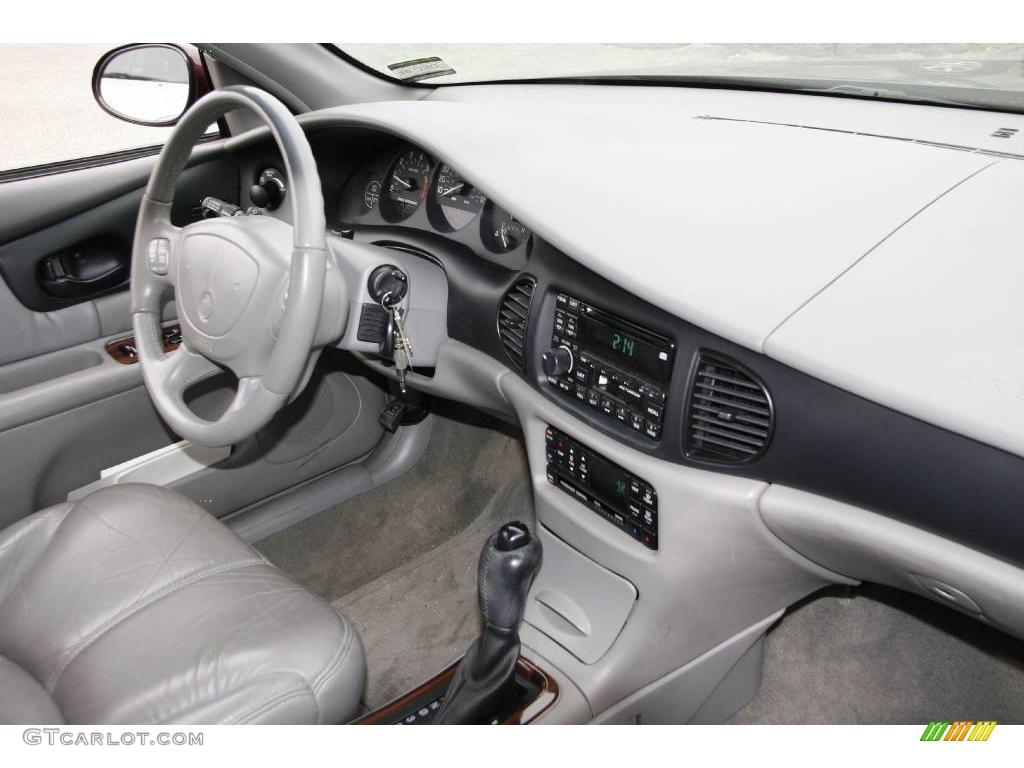 Buick Regal 2000 Interior 2000 Buick Regal Gse