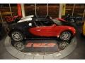 Deep Red Metallic/Black - Veyron 16.4 Photo No. 54