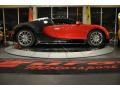 Deep Red Metallic/Black - Veyron 16.4 Photo No. 58