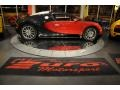 Deep Red Metallic/Black - Veyron 16.4 Photo No. 59