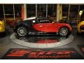 Deep Red Metallic/Black - Veyron 16.4 Photo No. 61