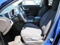 2010 Navy Blue Metallic Chevrolet Equinox LT AWD  photo #3