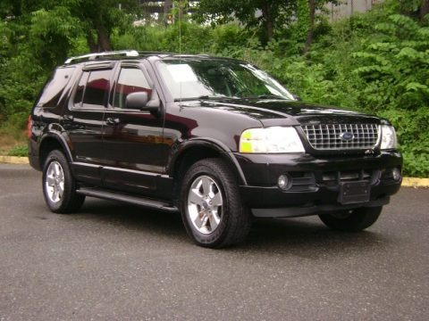 2003 Ford Explorer Limited 4x4 Data, Info and Specs