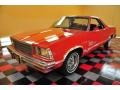 Red 1979 Chevrolet El Camino