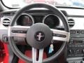 Red Leather Steering Wheel Photo for 2005 Ford Mustang #50999236