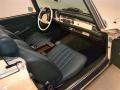 1969 SL Class 280 SL Roadster Dark Green Interior