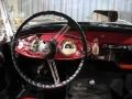 Dashboard of 1957 100-6 Convertible