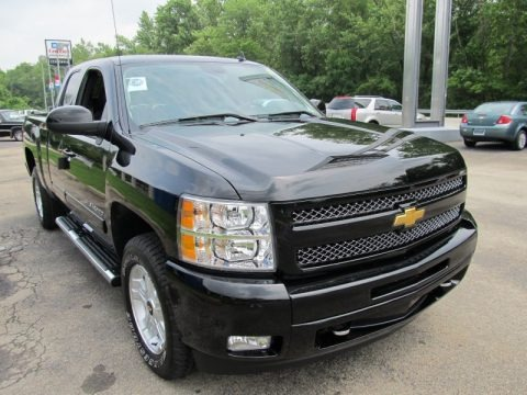 2011 chevrolet silverado 1500 ltz extended cab 4x4 data info and specs. Black Bedroom Furniture Sets. Home Design Ideas