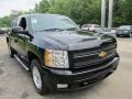 2011 Black Chevrolet Silverado 1500 LTZ Extended Cab 4x4  photo #6