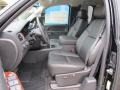 Ebony Interior Photo for 2011 Chevrolet Silverado 1500 #51001021