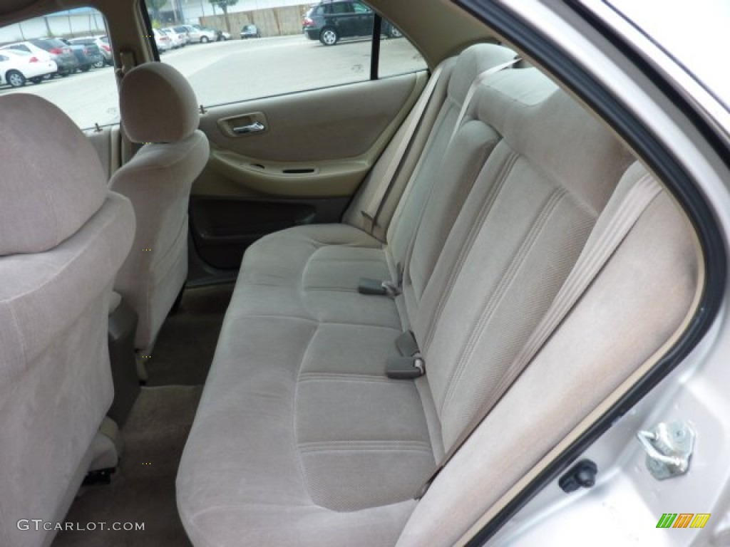 1999 Honda Accord Lx V6 Sedan Interior Photo 51003556