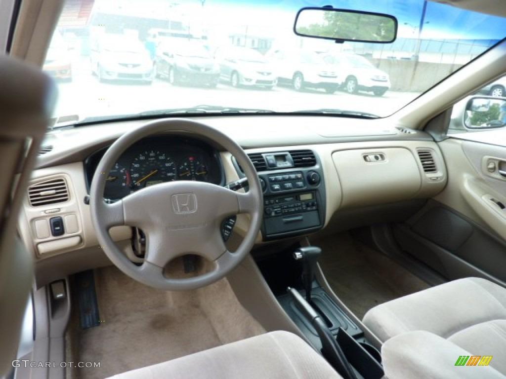1999 honda accord lx v6 sedan interior photo 51003568. Black Bedroom Furniture Sets. Home Design Ideas