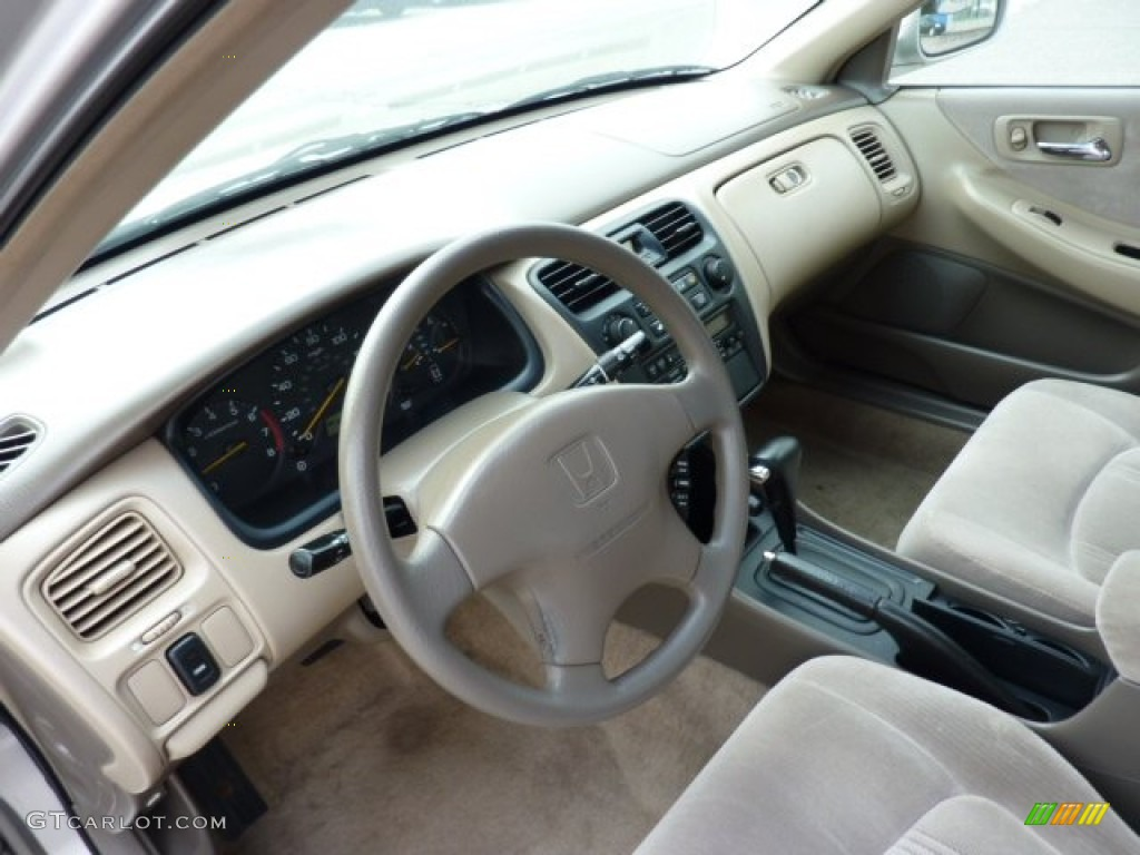 1999 Honda Accord Lx V6 Sedan Interior Photo 51003598