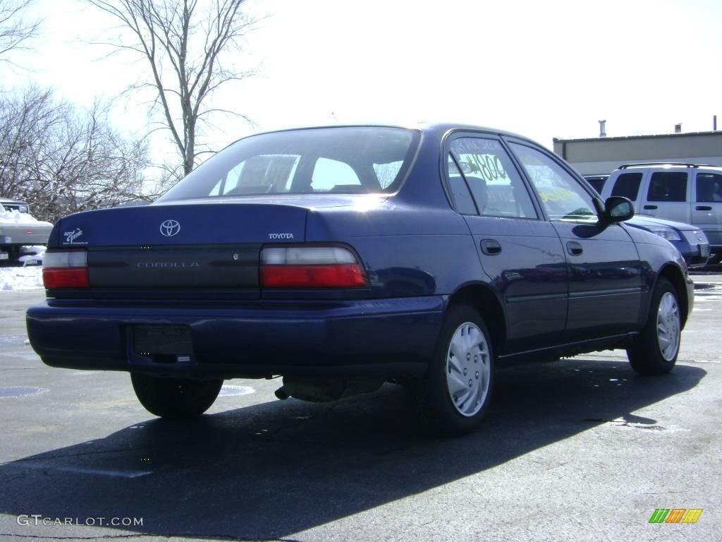 Kelebihan Toyota Corolla 1996 Review