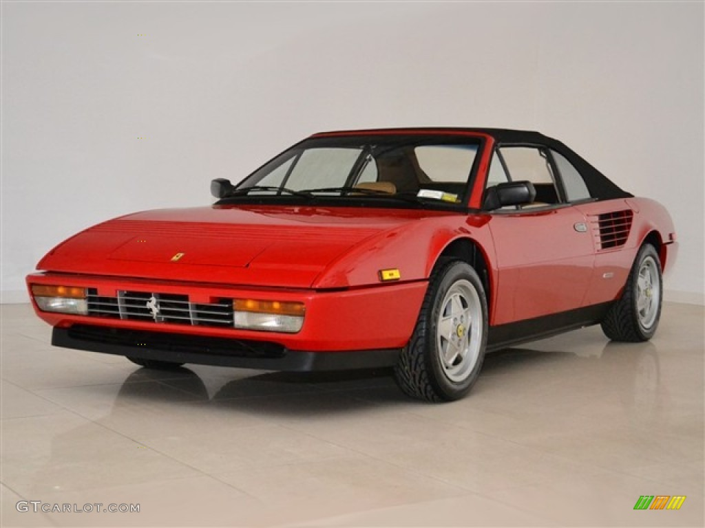 1987 ferrari mondial cabriolet exterior photos. Black Bedroom Furniture Sets. Home Design Ideas