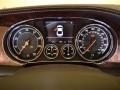 2012 Continental GT Mulliner Mulliner Gauges