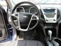 2010 Navy Blue Metallic Chevrolet Equinox LT AWD  photo #11