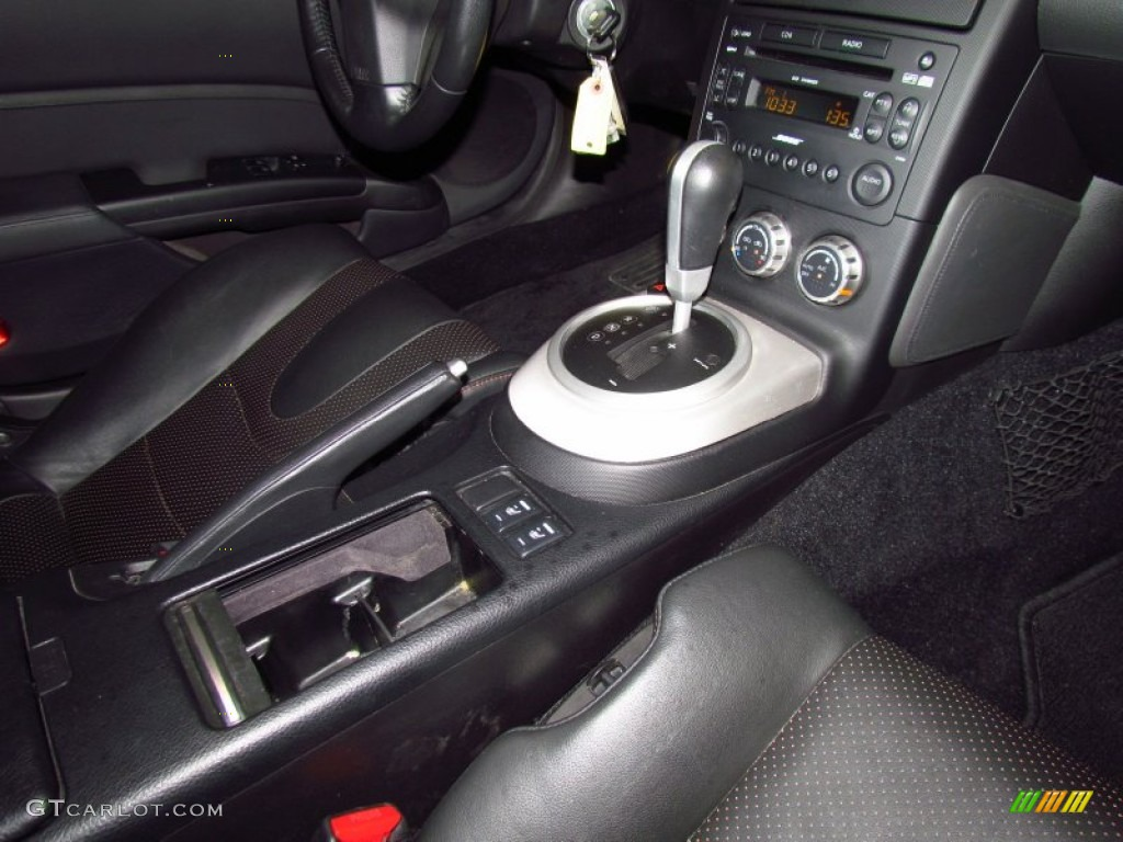 2007 Nissan 350Z Grand Touring Coupe 5 Speed Automatic Transmission Photo 51018526