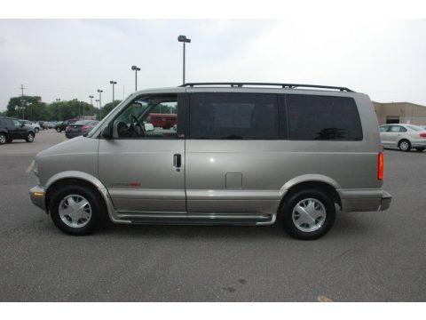 2001 Chevrolet Astro AWD Passenger Van Data, Info and Specs