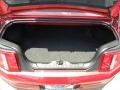 2011 Red Candy Metallic Ford Mustang V6 Premium Convertible  photo #12