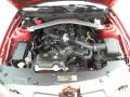 2011 Red Candy Metallic Ford Mustang V6 Premium Convertible  photo #16