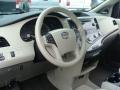 2011 Sandy Beach Metallic Toyota Sienna LE  photo #12