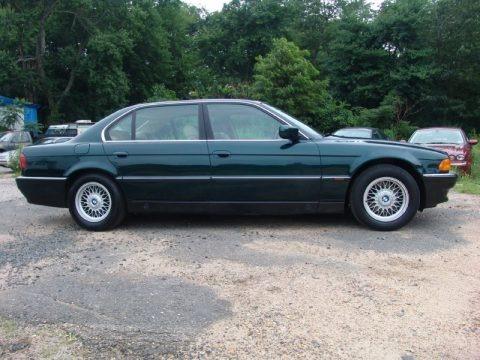 1996 BMW 7 Series 740iL Sedan Data, Info and Specs | GTCarLot.com