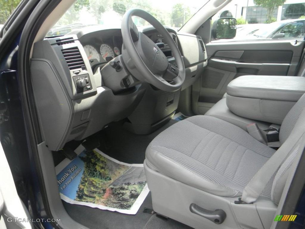 2008 Dodge Ram 1500 Trx4 Quad Cab 4x4 Interior Photo 51037807