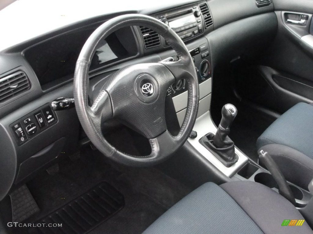 2005 toyota corolla xrs interior photo 51038185. Black Bedroom Furniture Sets. Home Design Ideas