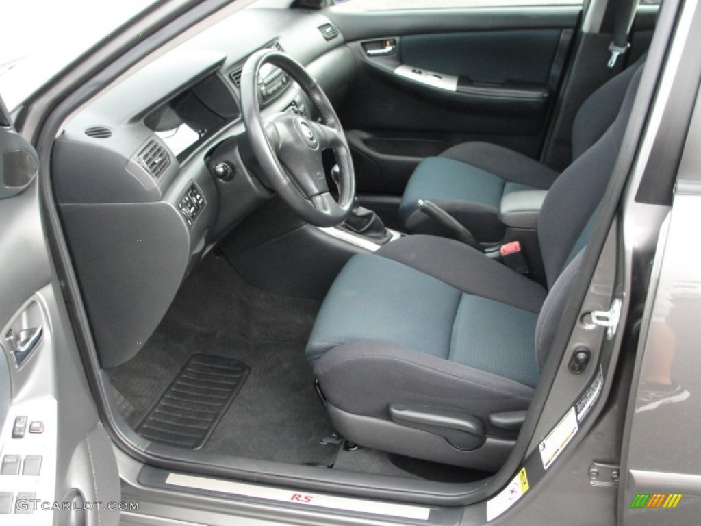 2005 toyota corolla xrs interior photo 51038230 for Interior toyota corolla