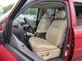 Light Cashmere/Ebony 2005 Chevrolet TrailBlazer Interiors
