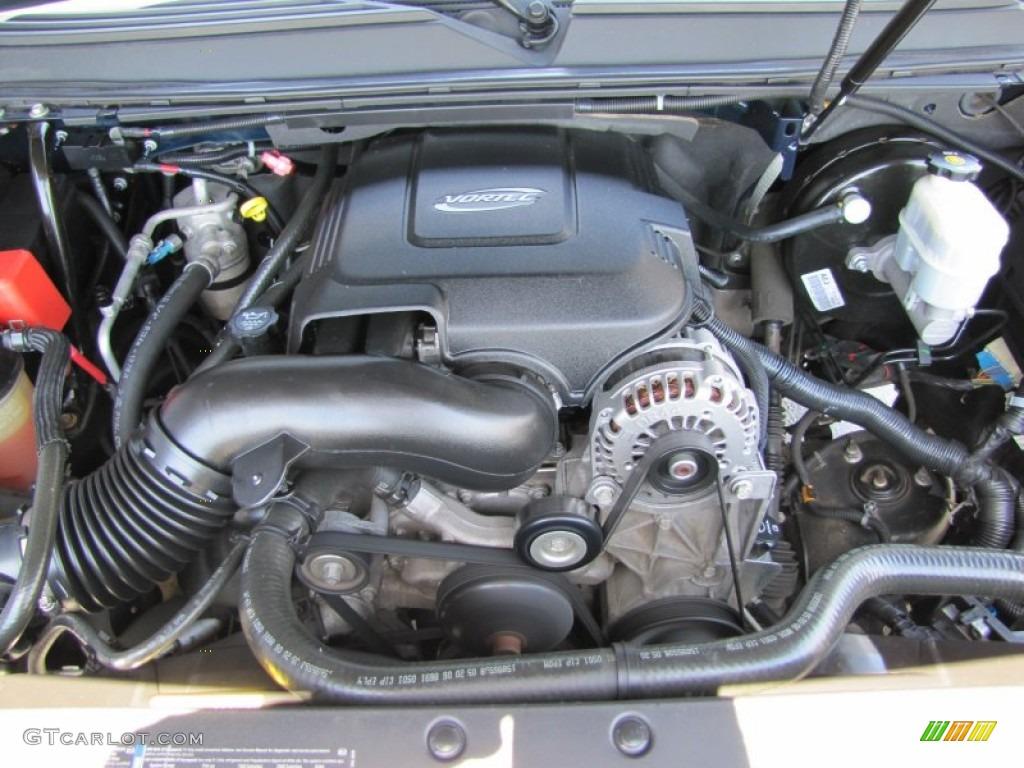 2007 Chevrolet Avalanche LTZ 4WD 5.3 Liter OHV 16V Vortec ...