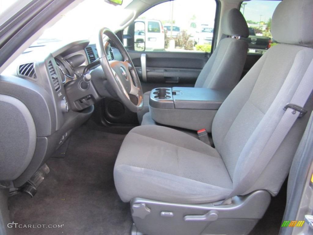 2008 Gmc Sierra 2500hd Sle Z71 Crew Cab 4x4 Interior Photo