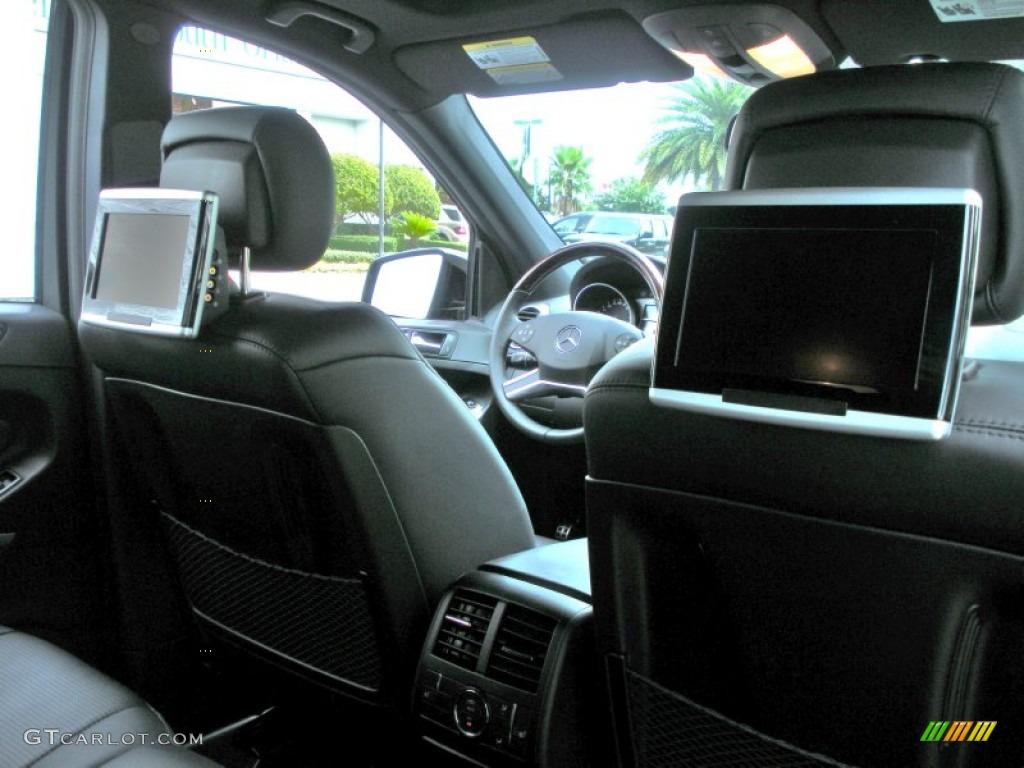 2011 Mercedes Benz Ml 63 Amg 4matic Interior Color Photos