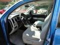 2008 Blue Streak Metallic Toyota Tundra SR5 TRD Double Cab 4x4  photo #10