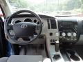 2008 Blue Streak Metallic Toyota Tundra SR5 TRD Double Cab 4x4  photo #11