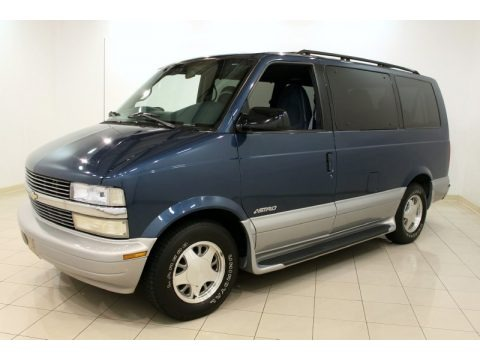 2000 Chevrolet Astro Passenger Van Data, Info and Specs