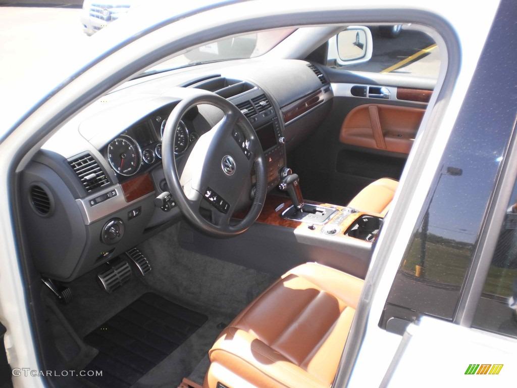 Teak Interior 2004 Volkswagen Touareg V8 Photo 51055723