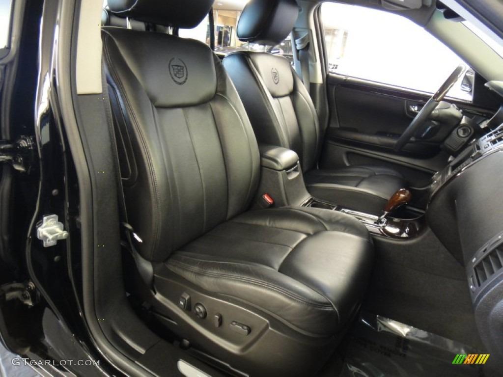 2009 Cadillac Dts Platinum Edition Interior Photo