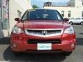 2008 Moroccan Red Pearl Acura RDX Technology  photo #2