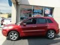 2008 Moroccan Red Pearl Acura RDX Technology  photo #3